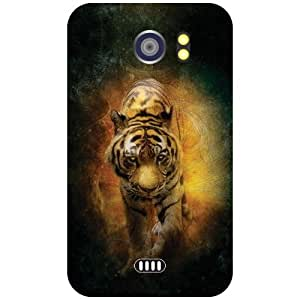 Micromax Canvas 2 A110 Back Cover - See Me Designer Cases