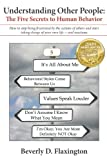 img - for Understanding Other People: The Five Secrets to Human Behavior book / textbook / text book