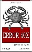 ERROR 40X: Remix