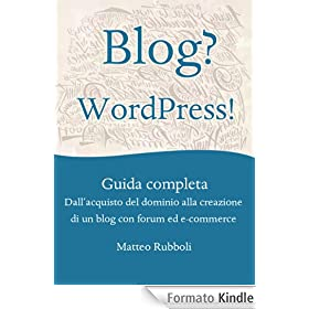 Blog? Wordpress!