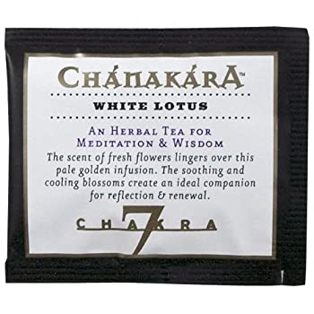 Chanakara White Lotus Herbal Tea