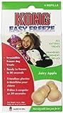 KONG Easy Freeze Juicy Apple Refills Frozen Dog Treats, 4-Pack