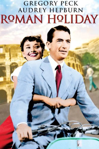 Roman Holiday cover