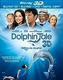 Dolphin Tale 3D - Histoire au dauphin [Blu-ray 3D + Blu-ray + DVD] (Bilingual)