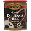 Bellino Caffe Espresso Coffee, 8.8 Ounce Cans (Pack of 6)
