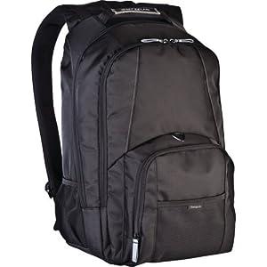 Targus Groove Backpack Case Designed for 17 Inch Laptops CVR617 (Black)
