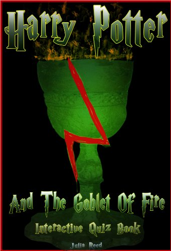 The Interactive Quiz Book: Harry Potter and the Goblet of Fire