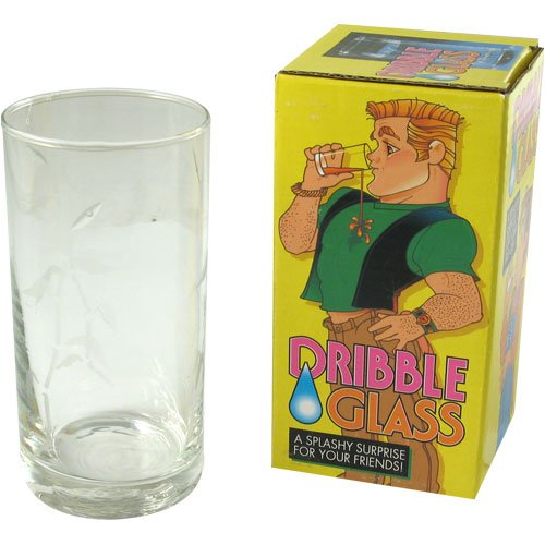 Dribble Glass