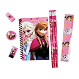 Officially Licensed Disney Frozen Stationery Set - Elsa, Anna, and Olaf