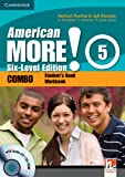 American More! Six-Level Edition Level 5 Combo with Audio CD/CD-ROM