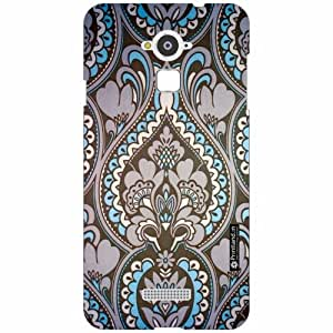 Coolpad Note 3 Back Cover - Silicon Funky Designer Cases