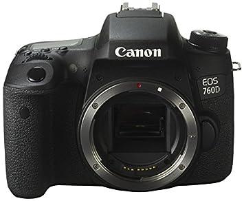 Canon EOS 760D Appareils Photo Numériques 24.7 Mpix