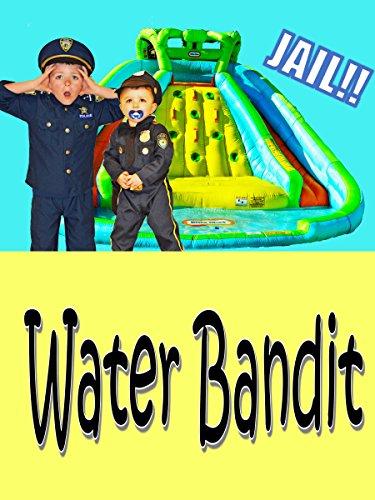 [The Superhero Water Bandit and Real Life Kid Cops] (Superheroes For Kids)