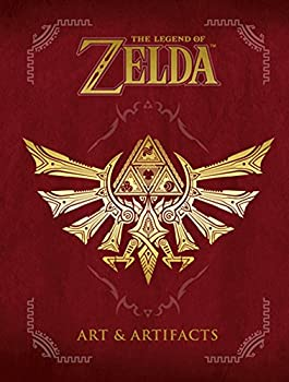 The Legend of Zelda: Art & Artifacts (Hardcover Book)