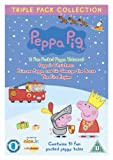 Peppa Pig Triple Pack (Princess Peppa, Fire Engine and Peppa's Christmas [DVD]