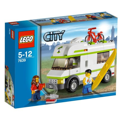 LEGO City 7639: Camper
