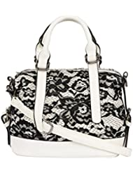 X STORE Women's Handbag (TXS06, White)