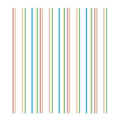 Tapete Gelb Gr?n Gestreift : Wallcoverings zb3340 breit Multi Stripe Tapete , gr?n/hell-blau/r