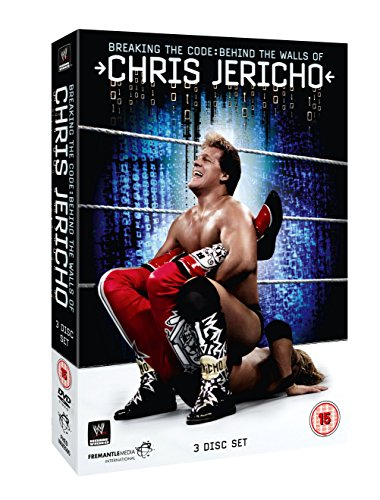 WWE: Breaking The Code - Behind The Walls Of Chris Jericho [DVD] [Edizione: Regno Unito]