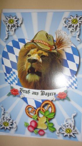 "Bavarica Bayern Karte ""Gruß aus Bayern"" B25"