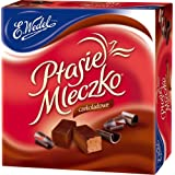 Ptasie Mleczko Chocolate Covered with Chocolate Marshmallow 14.8 Oz