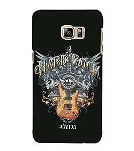 EPICCASE Hard Rock Café Mobile Back Case Cover For Samsung Galaxy Note 5 Edge (Designer Case)