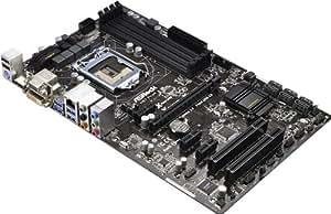 Asrock H87 PRO4 1150 Mainboard Sockel LGA (ATX, Intel H87, DDR3 Speicher, 6x SATA III, USB 3.0)
