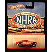 MONGOOSE DUSTER * NHRA CHAMPIONSHIP DRAG RACING * 2011 Hot Wheels RACING SERIES 1:64 Scale Die-Cast