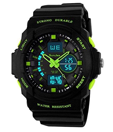 sunjas-sportivo-orologio-da-polso-uomo-donna-braccialetto-silcone-multifunzione-verde-regalo-per-rag