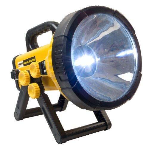 Wagan El2741 18M Brite-Nite Yellow Mega Spotlight
