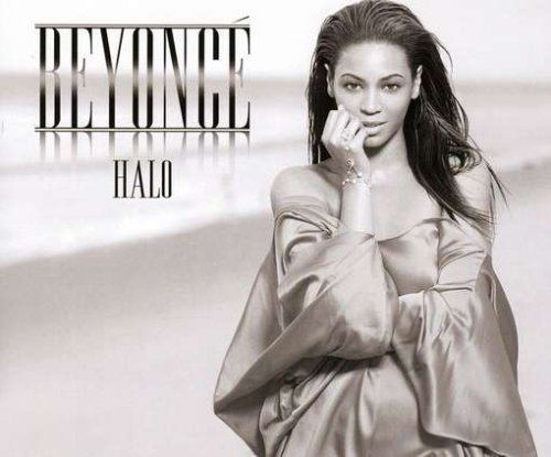 Original album cover of Halo (Aus 2-Track) by Beyonce