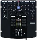 "Denon DN-X120 Compact 2 Channel 10"" DJ Mixer"