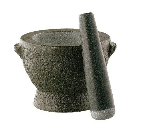 """Cilio """"Goliath"""" 420128 Granite Mortar"""