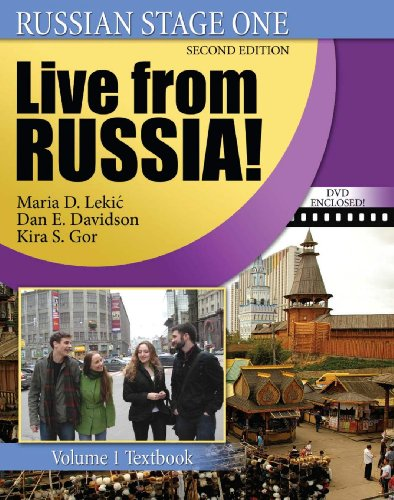 Russian Stage One: Live from Russia: Volume 1 (Russian in...