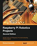 img - for Raspberry Pi Robotics Projects - Second Edition book / textbook / text book