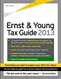 img - for Ernst & Young Tax Guide 2013 by Ernst & Young 1st (first) Edition (11/15/2012) book / textbook / text book