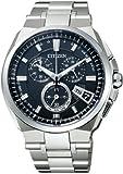 [シチズン]CITIZEN 腕時計 ATTESA アテッサ Eco-Drive エコ・ドライブ 電波時計 ダイレクトフライト ディスク式 BY0040-51E メンズ