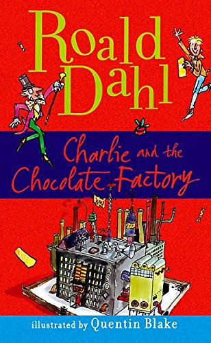 CHARLIE AND THE CHOCOLATE FACTORY (Brand New)