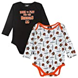 NFL Cincinnati Bengals Team Infant Bodysuits, Pack of 2, 0-3 Months Amazon.com