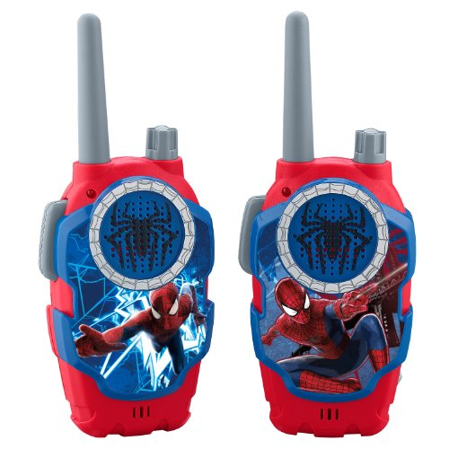 The amazing spiderman 2 frs walkie talkies