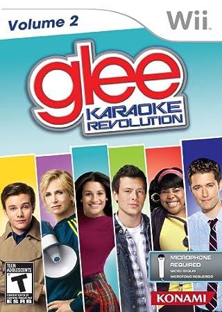 Karaoke Revolution Glee: Volume 2