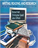 Writing, Reading, and Research (0024229113) by Veit, Richard