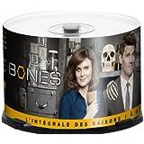 Bones - Intégrale des saisons 1 à 8 [Coffret Spindle]