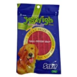 Paws For A Cause Jerhigh Real Chicken Chew Sticks - 70 Gms Each (Pack Of Three)/ Strip Flavour