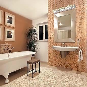 Oxox illuminazione bagno moderno contemporaneo di - Illuminazione bagno moderno ...