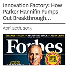 Innovation Factory: How Parker Hannifin Pumps Out Breakthrough Products (       UNABRIDGED) by Dan Alexander Narrated by Ken Borgers