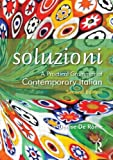 Soluzioni: A Practical Grammar of Contemporary Italian (HCG)