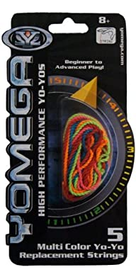 Yomega YoYo Multi-Color Replacement S…