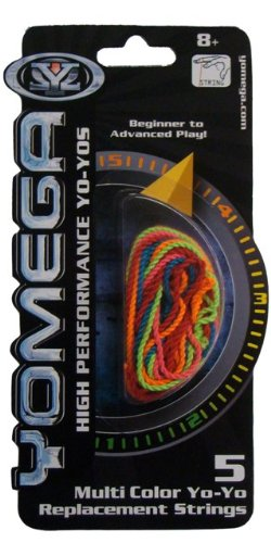 Yomega YoYo Multi-Color Replacement String - 1