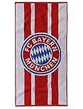 """FC Bayern Badetuch """"Emblem"""" 90x180cm"""